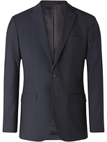 Jigsaw Italian Wool Mohair Slim Fit Suit Jacket, Midnight