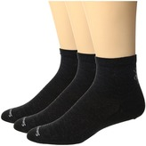 Smartwool PhD Outdoor Ultra Light Mini 3-Pack Men's Crew Cut Socks Shoes