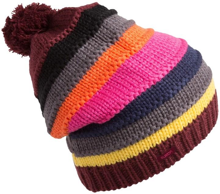 Burton Candystripe Beanie Hat (For Women)