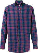 Brioni checked shirt - men - Cotton - M