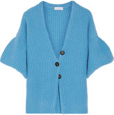 Brunello Cucinelli Cashmere Cardigan - Light blue