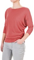 Lucy & Laurel Dolman Shirt - 3/4 Sleeve (For Women)