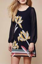 Yumi Nordic Shift Dress