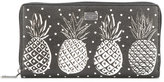 Dolce & Gabbana pineapple print wallet - men - Calf Leather - One Size