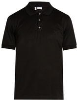 Brioni Short-sleeved Cotton-jersey Polo Shirt