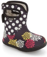 Bogs 'Baby Bogs' Waterproof Faux Fur Lined Boot (Baby, Walker & Toddler)