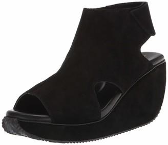Volatile Women's Ankle Strap Wedge Sandal