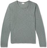 Schiesser - Hanno Slim-fit Slub Cotton-jersey T-shirt