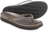 Nicole Studded Rhody Flip-Flops - Vegan Leather (For Women)