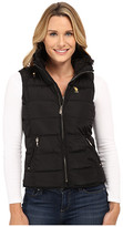 U.S. Polo Assn. Puffer Vest with Faux Fur Collar