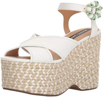 Marc Jacobs Women's Rowan Espadrille Wedge Sandal