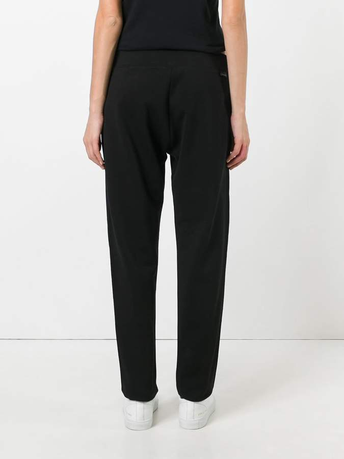 Moncler piped track pants