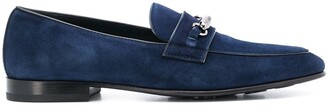 Roberto Cavalli Horsebit loafers