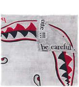 Faliero Sarti dragon scarf