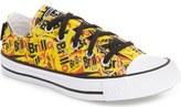 Converse Chuck Taylor ® All Star ® 'Warhol - Ox' Sneaker (Women)