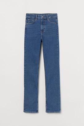 H&M Slim High Jeans