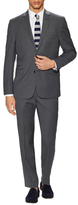 Kenneth Cole New York Wool Micro Check Notch Lapel Suit
