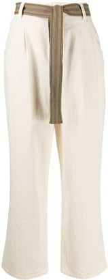 Brunello Cucinelli Boot-Cut Trousers