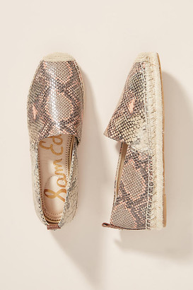 Sam Edelman Khloe Espadrille Flats By in Assorted Size 7
