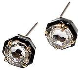 Thumbnail for your product : Lele Sadoughi Swarovski Crystal Octagon Stud Earrings