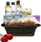 Pure Energy Apothecary Premium Spa ll Pure Aromatherapy Gift Set with Basket