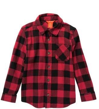 Joe Fresh Plaid Shirt (Big Boys)