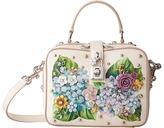 Dolce & Gabbana Dolce Box Vit. Bottalato Shoulder Handbags