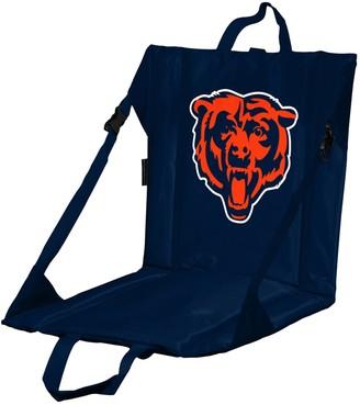 Logo Brands Chicago Bears Folding Stadium Seat