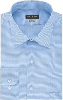 Van Heusen Men's Extra-Slim Fit Wrinkle-Free Dress Shirt