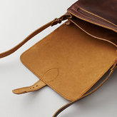 Steven Alan LARK AND WOLFF k313 small leather satchel