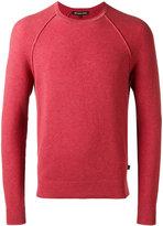 Michael Kors long sleeve sweater - men - Cotton - S