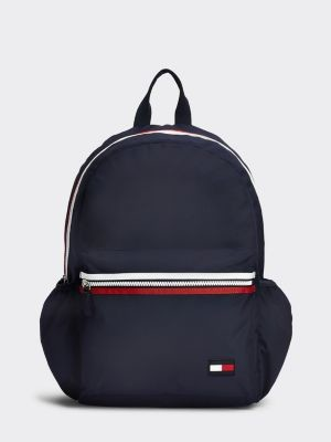 Tommy Hilfiger Kids' Flag Patch Backpack