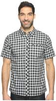 Smartwool Summit County Gingham Men's Short Sleeve Button Up