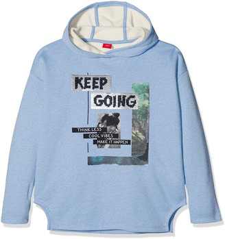 S'Oliver Girl's 66.801.41.4875 Sweatshirt