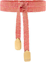 Assya Pink Gold Vermeil Wrap Bracelet