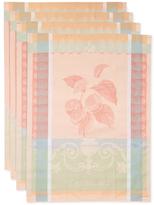 Garnier Thiebaut Peches Kitchen Towels (Set of 4)
