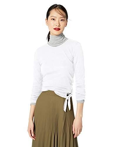 J.Crew Mercantile Women's Long Sleeve Tee with Tie