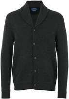 Polo Ralph Lauren button down cardigan with collar