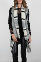 Molly Bracken Sleeveless Sweater Cardigan