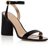 Tory Burch Elizabeth Ankle Strap High Heel Sandals