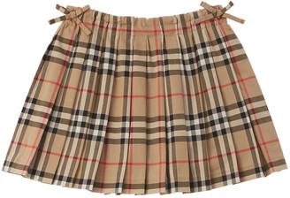 Burberry Vintage Check Skirt