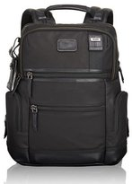 Tumi Alpha Bravo Black Knox Backpack