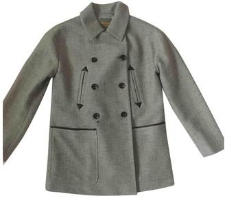 Madewell Grey Coat for Women
