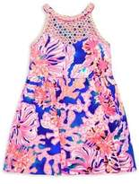 Lilly Pulitzer Toddler's, Little Girl's & Girl's Kinley Fish Dress