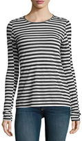 Rag & Bone Arrow Striped Long-Sleeve T-Shirt