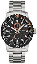 Nautica Unisex N18680G NST 16 Multi Function Watch