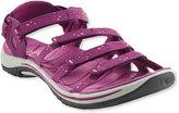 L.L. Bean Women's Discovery Sandals, Strap