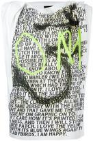 Vivienne Westwood oversized T-shirt - women - Cotton - M