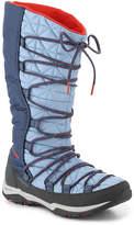 Columbia Women's Loveland Tall Snow Boot -Navy/Blue/Orange