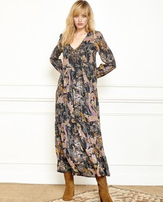 MKT Studio Redington Paisley Dress - EU36 UK8